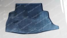 Коврик в багажник Nissan Leaf (2010->) (Avto-Gumm полимер-пластик)
