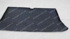 Коврик в багажник Nissan Micra 3 (K12) (2003-2010) (Avto-Gumm полимер-пластик)