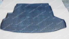 Коврик в багажник Nissan X-Trail T31 (2007-2014) с органайзером (Avto-Gumm полимер-пластик)