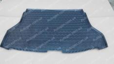 Коврик в багажник Nissan X-Trail T32 (2014-2017) (Avto-Gumm полимер-пластик)