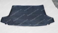 Коврик в багажник Peugeot 308 SW (универсал) (2008-2013) (Avto-Gumm полимер-пластик)