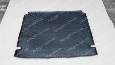 Коврик в багажник Peugeot Partner 2 (2008-2018) (Avto-Gumm полимер-пластик)