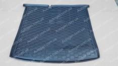 Коврик в багажник Skoda Fabia 3 Combi (универсал) (2014->) (Avto-Gumm полимер-пластик)