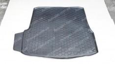 Коврик в багажник Skoda Octavia A5 LB (лифтбек) (2004-2013) (Avto-Gumm полимер-пластик)