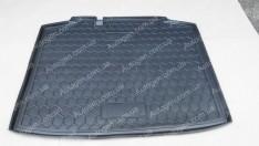 Коврик в багажник Skoda Rapid Spaceback (спейсбэк) (2012->) (Avto-Gumm полимер-пластик)