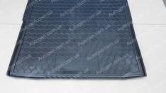 Коврик в багажник Skoda Superb 3 Combi (2015->) (универсал) (Avto-Gumm полимер-пластик)