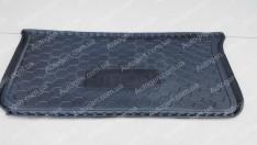 Коврик в багажник Smart Fortwo 2 (451) (2007-2014) (Avto-Gumm полимер-пластик)