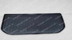 Коврик в багажник Smart Roadster 452 (2003->) (Avto-Gumm полимер-пластик)