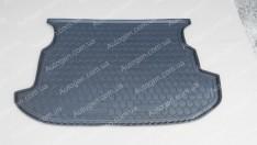 Коврик в багажник SsangYong Korando 3 (2010->) (Avto-Gumm полимер-пластик)
