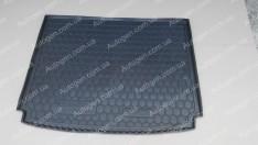 Коврик в багажник SsangYong Kyron (с органайзером) (2005->) (Avto-Gumm полимер-пластик)
