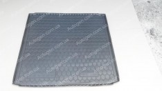 Коврик в багажник SsangYong Rexton 2 (2006-2012) (Avto-Gumm полимер-пластик)