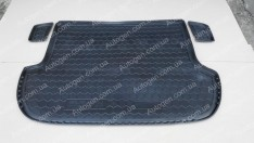 Коврик в багажник Subaru Forester 3 (2008-2013) (Avto-Gumm полимер-пластик)