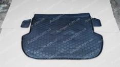 Коврик в багажник Subaru Forester 4 (2013-2018) (Avto-Gumm полимер-пластик)