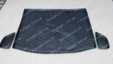 Коврик в багажник Suzuki SX4 (2013->) (верхний) (Avto-Gumm полимер-пластик)