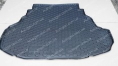 Коврик в багажник Toyota Camry 50 (2011-2018) (Premium) (Avto-Gumm полимер-пластик)