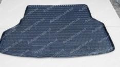 Коврик в багажник Toyota Highlander 2 (2008-2014) (7мест) (Avto-Gumm полимер-пластик)
