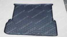 Коврик в багажник Toyota Land Cruiser Prado 150 (7 мест) (2009->) (Avto-Gumm полимер-пластик)
