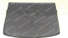 Коврик в багажник Volkswagen Golf 7 HB (2013->) (Avto-Gumm полимер-пластик)