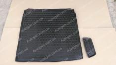 Коврик в багажник Volkswagen Passat CC (2012->) (Avto-Gumm полимер-пластик)