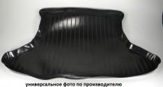 Коврик в багажник BYD F3 (2005-2014) (Mega-Locker)