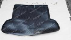 Коврик в багажник Hyundai Accent 3 SD (2006-2010) (резино-пластик) (Nor-Plast)