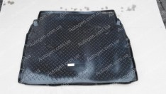 Коврик в багажник Mercedes W210 SD (1995-2002) (резино-пластик) (Nor-Plast)
