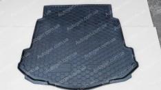 Коврик в багажник Ford Mondeo SD (седан) (с докаткой) (2007-2014)  (Avto-Gumm Полиуретан)