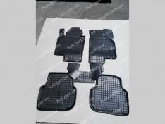 Коврики салона Volkswagen Jetta 6 (2010->) (5шт) (Avto-Gumm)
