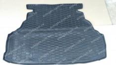 Коврик в багажник Toyota Camry 40 (2006-2011) (Австралия 2.4 / Араб 2.4) (Avto-Gumm полимер-пластик)