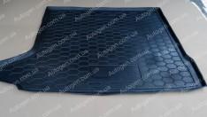 Коврик в багажник Audi Q3 (2011->) (Avto-Gumm Полиуретан)