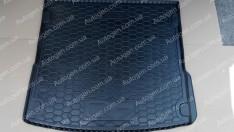 Коврик в багажник Audi Q7 (2005-2015) (Avto-Gumm Полиуретан)