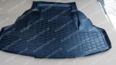 Коврик в багажник Honda Accord 8 SD (2008-2013) (Avto-Gumm Полиуретан)