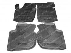 Коврики салона Seat Toledo 4 (2012->) (5шт) (Влота)