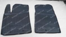 Коврики салона Hyundai i10 (2013->) (передние 2шт) (Avto-Gumm)