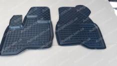 Коврики салона Ford Explorer 5 (2010->) (передние 2шт) (Avto-Gumm)