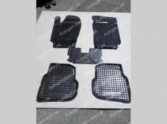 Коврики салона Volkswagen Polo 5 SD седан (2010-2018) (5шт) (Avto-Gumm)
