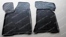 Коврики салона ВАЗ 2110, ВАЗ 2111, ВАЗ 2112 (передние 2шт) (Avto-Gumm)