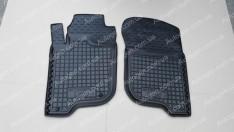Коврики салона Mitsubishi L200 (2006-2011) (передние 2шт) (Avto-Gumm)