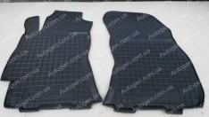 Коврики салона Subaru Legacy 5 (2009-2014) (передние 2шт) (Avto-Gumm)