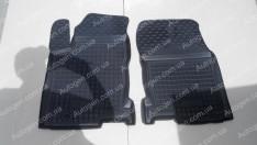 Коврики салона Lexus NX (hybrid)  (2014->) (передние 2шт) (Avto-Gumm)