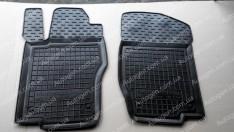 Коврики салона Mercedes W164 ML  (2005-2011) (передние 2шт) (Avto-Gumm)