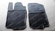 Коврики салона Mercedes W166 ML  (2011-2015) (передние 2шт) (Avto-Gumm)