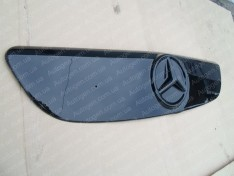 Решетка радиатора зимняя Mercedes Vito W639, Mercedes Viano W639 (2003-2010) Глянцевая