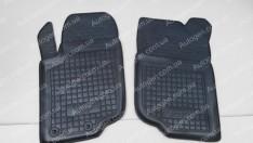 Коврики салона Peugeot 207 (2006-2012) (передние 2шт) (Avto-Gumm)