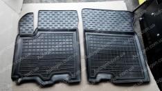 Коврики салона Suzuki SX4 (2013->) (передние 2шт) (Avto-Gumm)