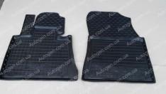 Коврики салона BMW X5 E53 (1999-2006) (передние 2шт) (Avto-Gumm)