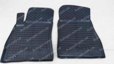 Коврики салона Nissan Sentra B17 (2012->) (передние 2шт) (Avto-Gumm)