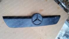 Решетка радиатора зимняя Mercedes Sprinter 1 (2000-2006) Матовая