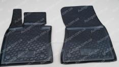 Коврики салона BMW X5 F15 (2013->) (передние 2шт) (Avto-Gumm)