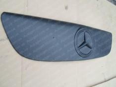 Решетка радиатора зимняя Mercedes Sprinter 2 (2006-2013) Матовая